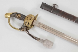 Prussian officer's sword IOD 89 with portepee