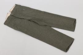 WWI M1907 field trousers