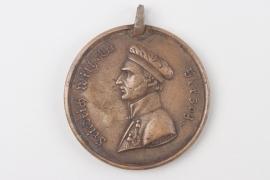 Brunswick - Waterloo Medaille 1818 - C. Häseler