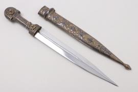 """Caucasus - """"Khanjali"""" dagger around 1860"""
