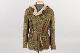 """Waffen-SS reversible """"Oak Leaf"""" camo winter parka (Spring)"""