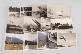 Early postwar Bundeswehr photographs