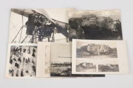 WW1 6 very interesting photographs