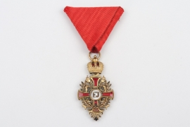 Austria - Franz Josef Order, Knight Cross