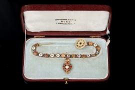 Austria - Franz Josef Order Knight's Cross Chain