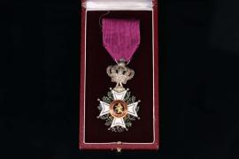Belgium - Leopold Order - Knight's Cross
