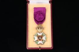 Belgium - Leopold Order Officers Cross