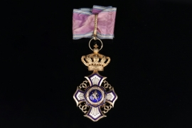 Belgium - Royal Order of the Lion Commander Cross