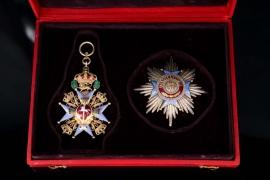 Brunswick - Order of Henry the Lion Grand Cross Set