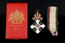 Bulgaria - Civil Merit Order, III. Class