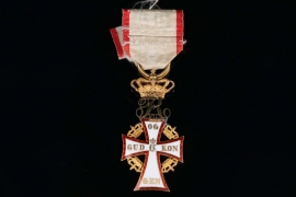 Denmark - Order of Dannebrog Knight Cross Fredrik VII 1848-1863