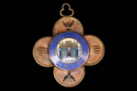 Greece - Grand Cross of the Order of The Orthodox Crusaders of the Patriarchy of Jerusalem