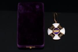 Italy - Order of the Italian Crown, Commander Cross