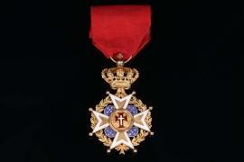 Potugal - Military Merit Order of Christ - Knight Cross, II. Type
