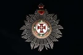 Portugal - Military Merit Order of Christ - Grand Cross Star