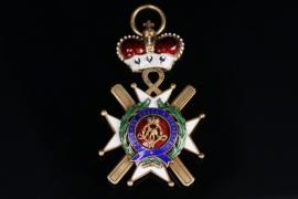Serbia - Order of the Cross of Takovo, Knight Cross