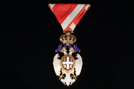 Serbia - Order of the White Eagle Knight Cross