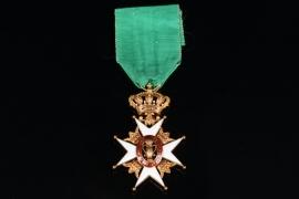 Sweden - Order of Vasa Knight Cross