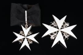 United Kingdom - Order of St. John Knights of Grace Set of Insignia