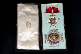 United Kingdom - Order of the Bath - Knight Commander with Star