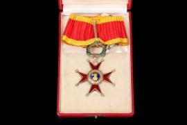 Vatican - Equestrian Order of St. Gregorius - Commander Badge