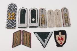Wehrmacht/RAD/Imperial German lot of insiginia
