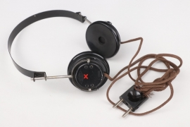 """Luftwaffe headphones """"Fl 127010"""" - SEIBT"""