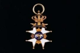 Sweden - Sword Order