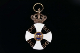 Italy - Order of the Crown