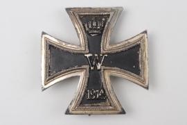 1914 Iron Cross 1st Class - engraved back