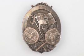 Imperial German Navy colonial badge - Reinecke