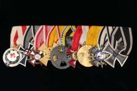Medal Bar - To Captain Max Adolf von Knoblauch