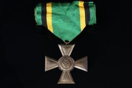 Saxe-Weimar - Merit Cross for Veterans- and Military Societies