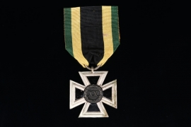 Saxe-Weimar - Long Service Cross for 20 Years of Service