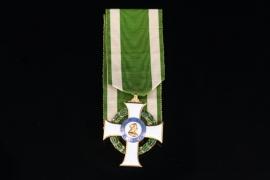 Saxony - Albert Order Knight's Cross 1st Class (1876-1918)