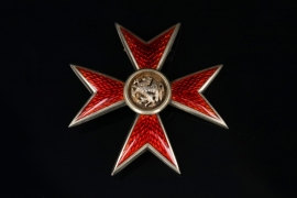 Mecklenburg - Order of the Griffin Honor Cross