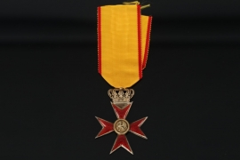 Mecklenburg - Order of the Griffin Knight's Cross with Crown