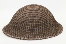 Belgium - MKII helmet with decal and net