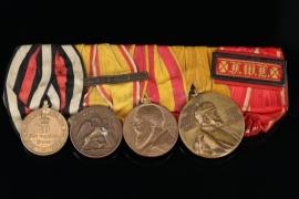 Medal Bar - Baden Franco Prussian War Veteran
