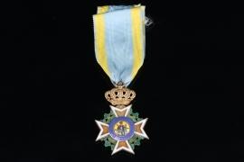 Saxony - Military St. Henry Order- Knight's Cross
