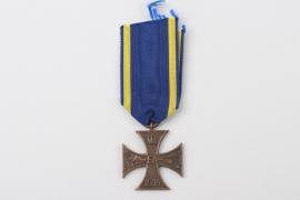 Brunswick - 1914 War Merit Cross 2nd Class