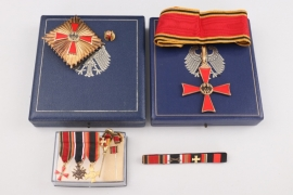 Lot of Orders of Merit of the Federal Republic of Germany