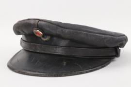 Bavaria - K.A.4 leather visor cap - 1917