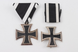 1914 Iron Cross 1st and 2nd Class - Wagner & Meybauer