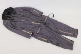 Luftwaffe winter flight suit - electrically heated