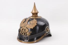 Prussia - M1895 Train Btl.8 spike helmet - EM