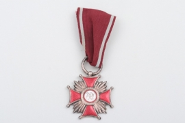Cross of Merit in Silver