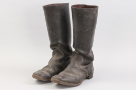 Wehrmacht EM/NCO boots