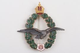 """Field Pilot's Badge """"FJ1"""" - Zimbler Wien"""
