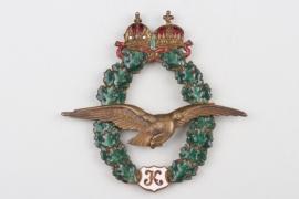 "Field Pilot's Badge ""K"" - Zimbler Wien"